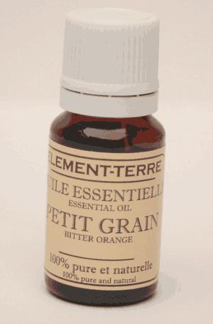 Huile essentielle petit grain bigaradier