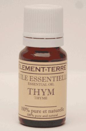Huile essentielle Thym à Thymol