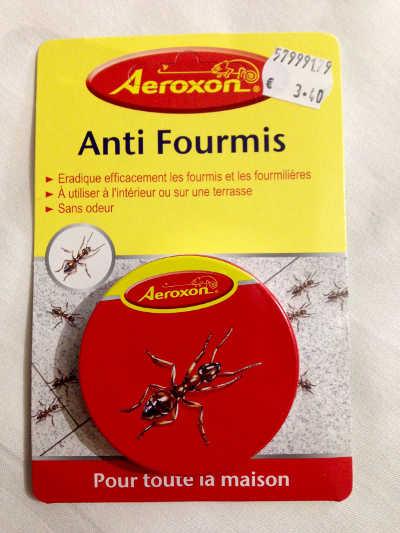 Boite Anti-fourmis Aeroxon