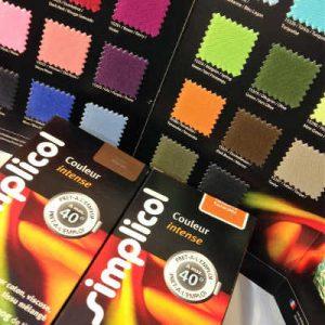 Teintures - couleur intense Simplicol