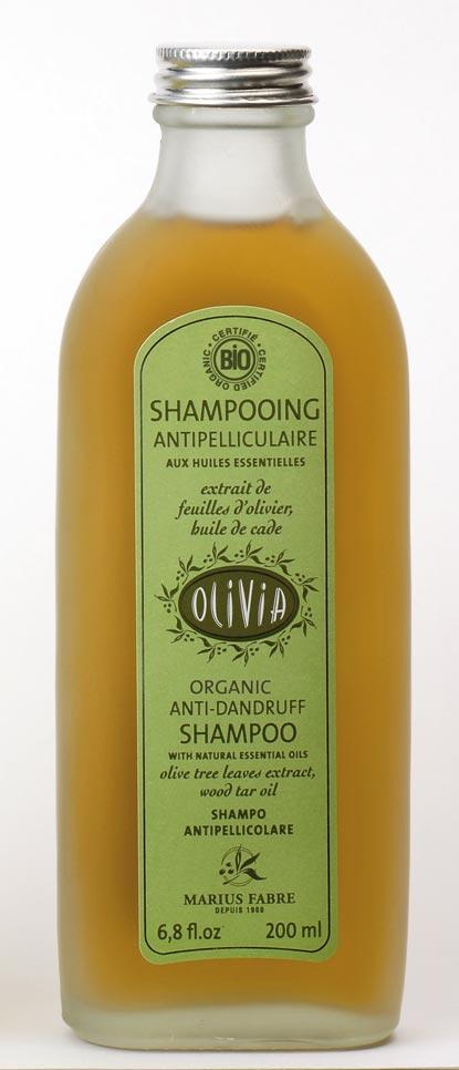 """Shampooing antipelliculaire bio """"Olivia"""" Marius Fabre"""