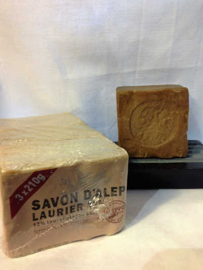 Authentique Savon d'Alep