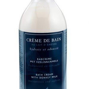 Crème de bain au lait d'ânesse Anes et Sens