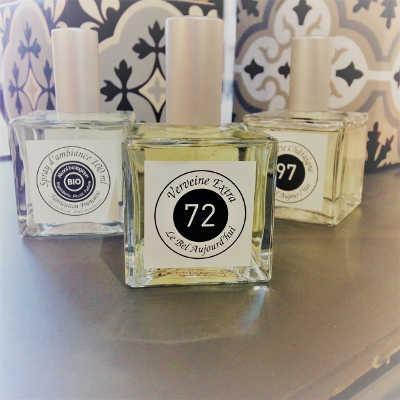 "Spray parfum d'ambiance Bio 100 ml ""Le Bel Aujourd'hui"""