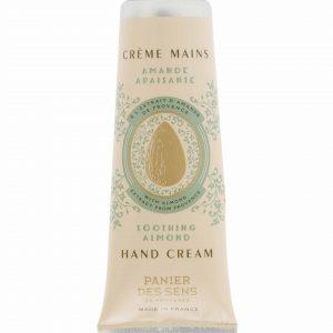 Crème MainsAmande Apaisante (30ml) - Panier des sens