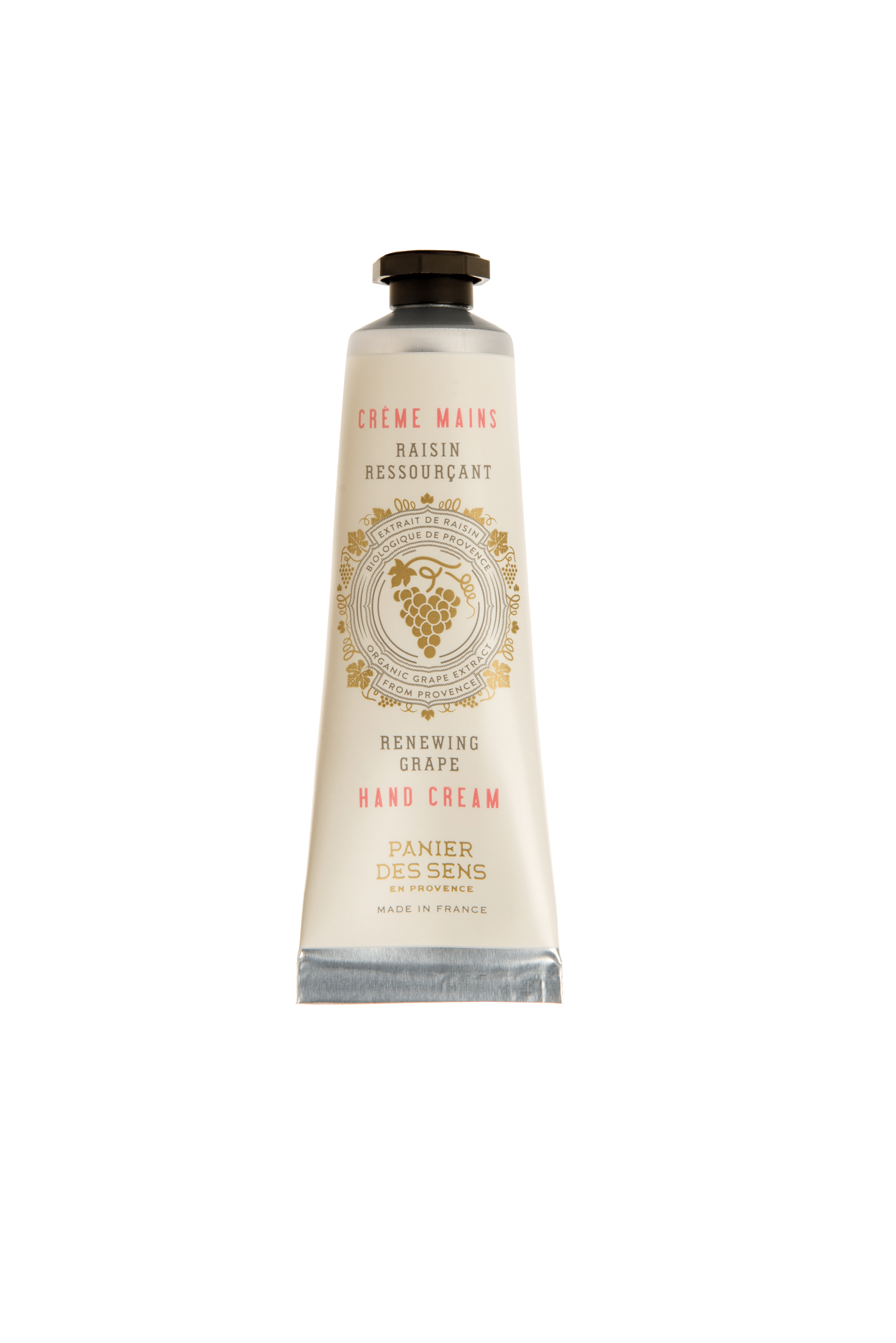 Crème MainsRaisin Ressourçant (30ml) - Panier des sens