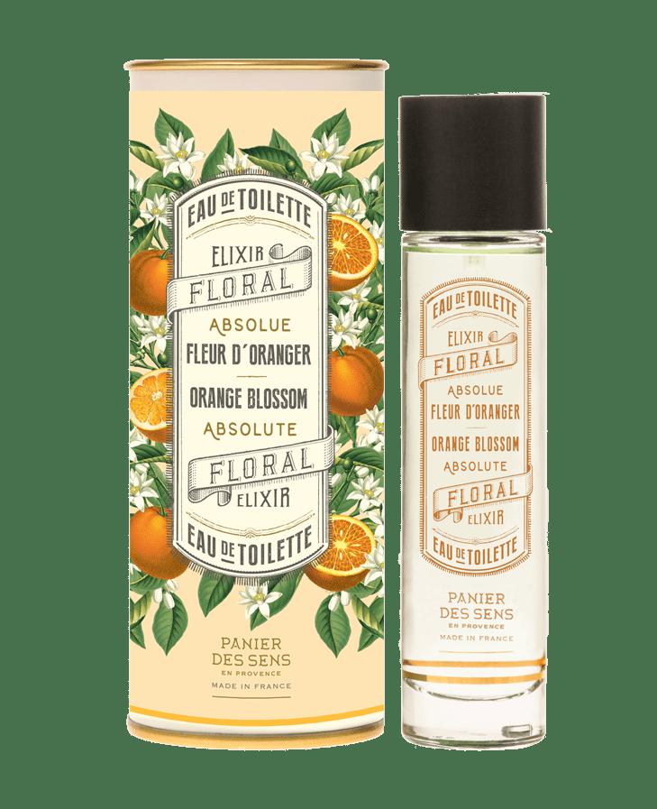 Eau de Toilette Fleur d'Oranger - Panier des sens