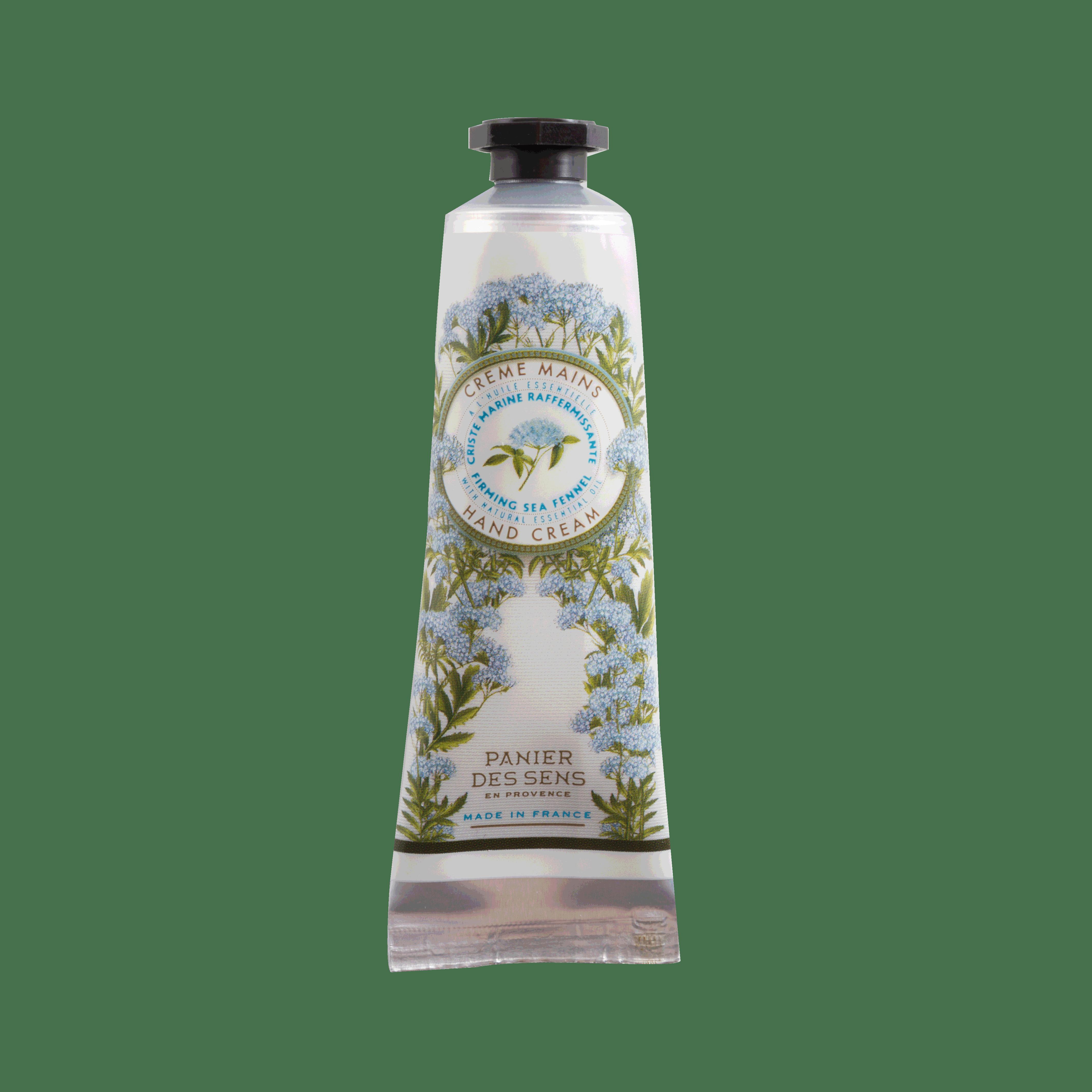 Crème Mains Criste Marine Raffermissante (30ml) - Panier des sens