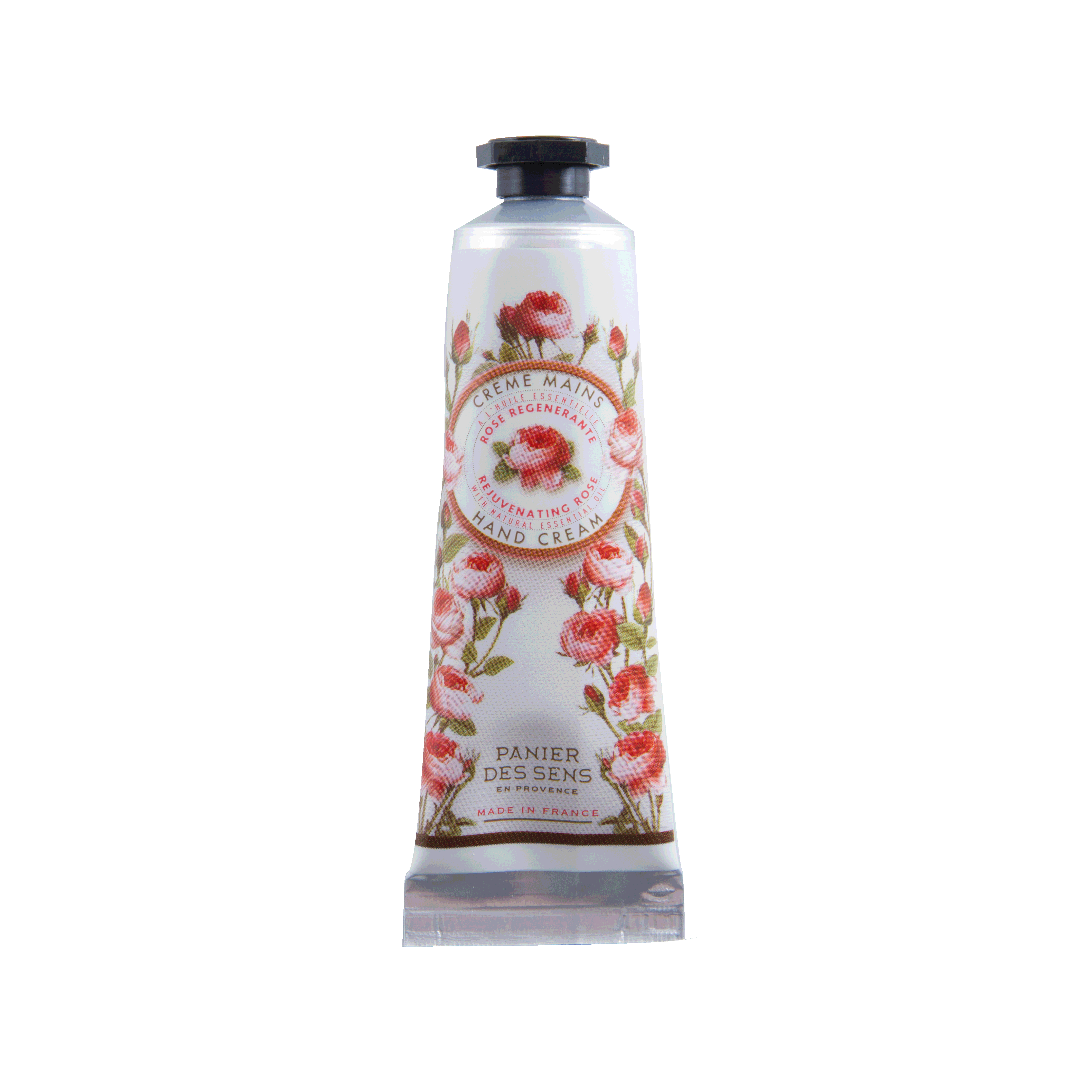 Crème MainsRose Régénérante (30ml) - Panier des sens