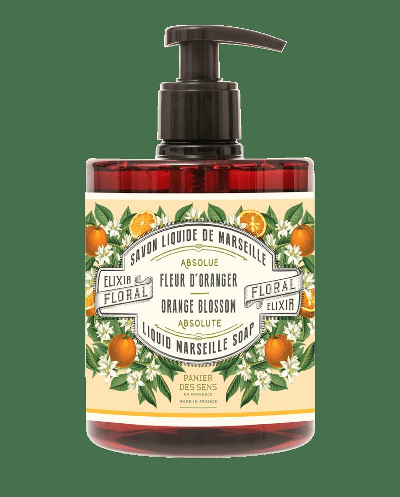 Savon Liquide de MarseilleFleur d'Oranger - Panier des sens