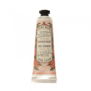 Crème MainsGéranium Rosat (30ml) - Panier des sens