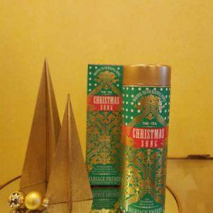 Christmas Song - Thé noir Gourmand à l'amande et la bergamote - Mariage Frères