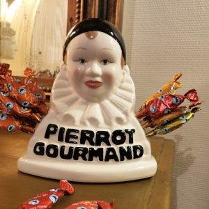 """Pierrot Gourmand et ses 40 sucettes """"Fer de Lance"""""""