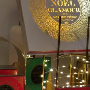 """Calendrier de l'avent """"Noël Glamour"""" Mariage Frères"""